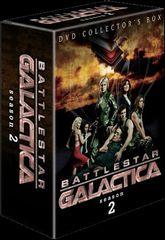 GALACTICA/ギャラクティカ【承:season 2】DVD-BOX 1