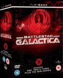Battlestar Galactica - Series 1-3 - Complete