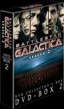 GALACTICA/ギャラクティカ 【承:season 2】DVD-BOX 2
